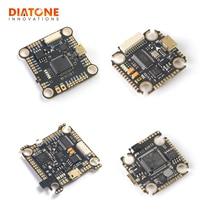 Diatone mamba controle de voo f405 f722, mini controle de voo embutido betaflight stm32 mpu6000 osd 5v/2a cabo f4 modelos rc multicopter accs