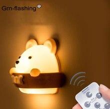 110 240 В светодиодный настенный светильник usb перезаряжаемая