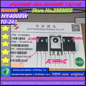 Image 5 - Aoweziic inversor MOSFET Ultra 80V 200A a 2020, 20 piezas, 100% + 247, HY4008 HY4008W