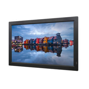 Advertising-Player Digital-Frame Big-Screen HD Wall-Hanging Community Mall