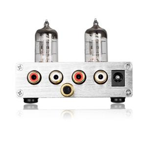 Image 4 - Little Bear T7  Valve 6J1 Tube Phono Stage RIAA MM Phonograph Preamplifier Stereo Pre Amp (Silver) Free Shipping