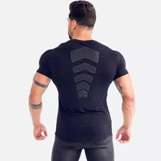 Quick Dry T-Shirt Men Men T-shirts / Shirts color: 1 2 3 4 5 6 7