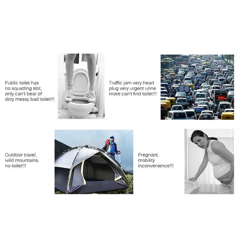700ML awaryjne jednorazowe pisuarowe torby toaletowe Unisex wygodna toaleta przenośny do samochodu mocz wymioty torby Outdoor Camping akcesoria łazienkowe