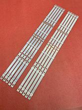 10 Teile/los led hintergrundbeleuchtung streifen für Für PANASONIC TX 32FR250K Sharp 2T C32ACSA K320WDX A1 A2 4708 K320WD A2113N01 K320WD A1113N11