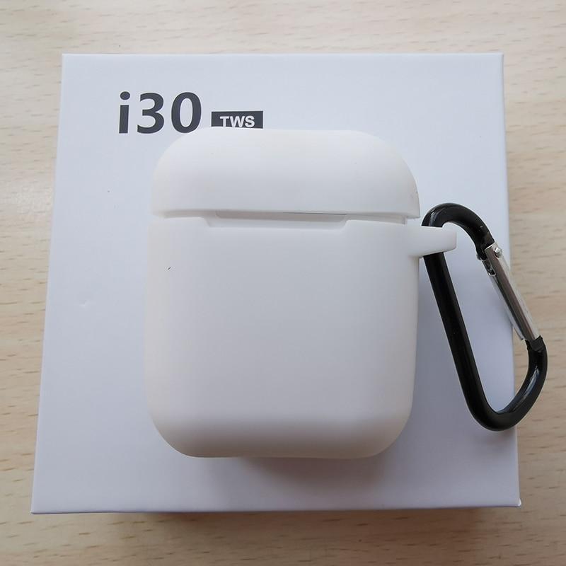 I30 tws bluetooth fones de ouvido sem fio super som original 1:1 réplica pop up bluetooth 5.0 fones de ouvido