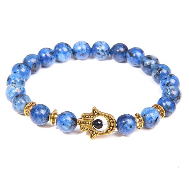 Bracelet Allaitement Lapis Lazuli