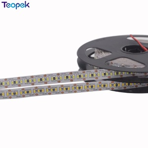 3014 SMD 240LED/M LED Strip 10-12LM/Led Gold Line LED Ribbon LED Tape 1200 LEDS 12V Cool White Warm White 5M