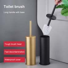 Держатель для туалетной щетки набор аксессуаров чистки ванной