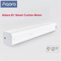 AQara B1 Smart Electric Curtain Motor Timing Switch Wireless Motorized Curtain Motor for Smart Home work with Mijia APP Control