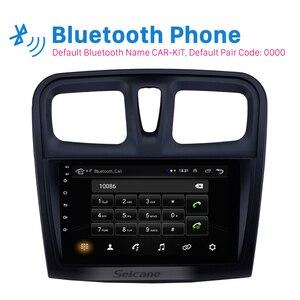 "Image 2 - Seicane reproductor Multimedia para coche Renault Sandero, 2Din, 9 "", Android 9,1, GPS para coche, reproductor Multimedia para 2012, 2013, 2014, 2015, 2016, 2017"
