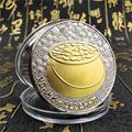 Русская Золотая Серебряная Памятная монета «Удача и счастье и удача», медаль, подарок на день Святого Патрика