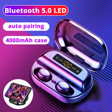 רעש ביטול אוזניות דיבורית אלחוטי אוזניות Bluetooth אוזניות אוזניות עבור Xiaomi הערה 8 עבור Umidigi A5 פרו