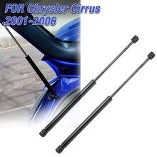 цена For Chrysler Cirrus 2001 2002 2003 2004 2005 2006 Rear Trunk Lift Supports Gas Spring Strut Rod Arm Shocks Struts Bars Damper онлайн в 2017 году