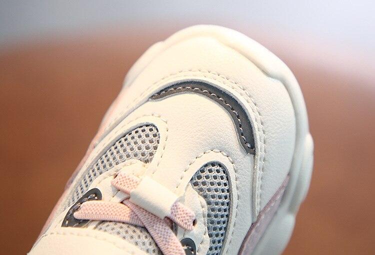 moda retalhos crianças sapatos venda quente