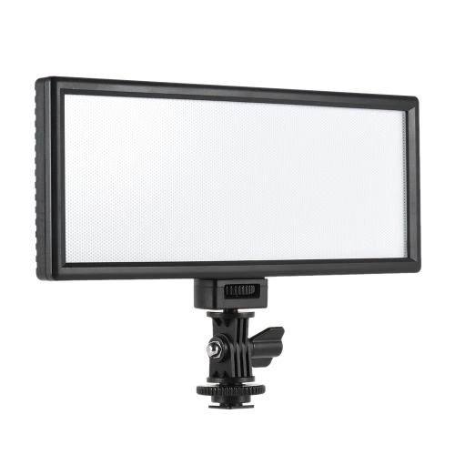 Viltrox L132T Professional Ultra-Thin LED Video Light Photography Fill Light Adjustable Brightness and Dual Color Temp for Canon image