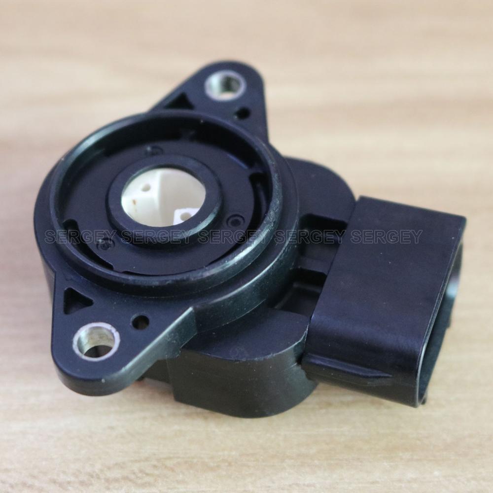 Otomobiller ve Motosikletler'ten Gaz Kelebeği Konum Sensörü'de En Kaliteli gaz kelebeği konum sensörü ZJ01 18 911 ZJ01 18 911 198500 1260 BP2Y18911 MAZDA 3 Için 1.6L Motor TPS Sensörü Assy title=