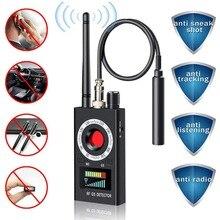 Скрытые камеры детекторы РЧ-детектор сигнала беспроводной ошибка детектор гостинице Camera Finder анти-шпионы и GPS тр