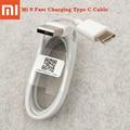 Оригинальный кабель Xiaomi MI 9 USB Type C 100 см 3A для быстрой зарядки и передачи данных для mi 10 CC9 Pro Note 10 Lite Redmi Note 9S 7 8 9 Pro 8T