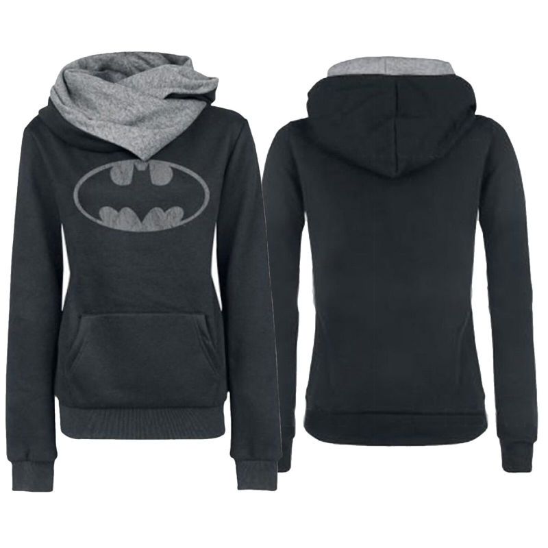 Women Pocket Hoody Hoodie Long Sleeve Hood Sweatshirt Pullover Coat Jumper Top