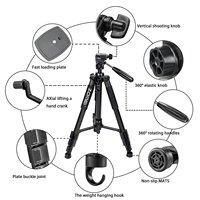 Stativ für Live SLR Kamera Fotografie Telefon Video Pictode Camara Profesional Montieren Teleskop Handy Stehen-in Live-Stative aus Verbraucherelektronik bei