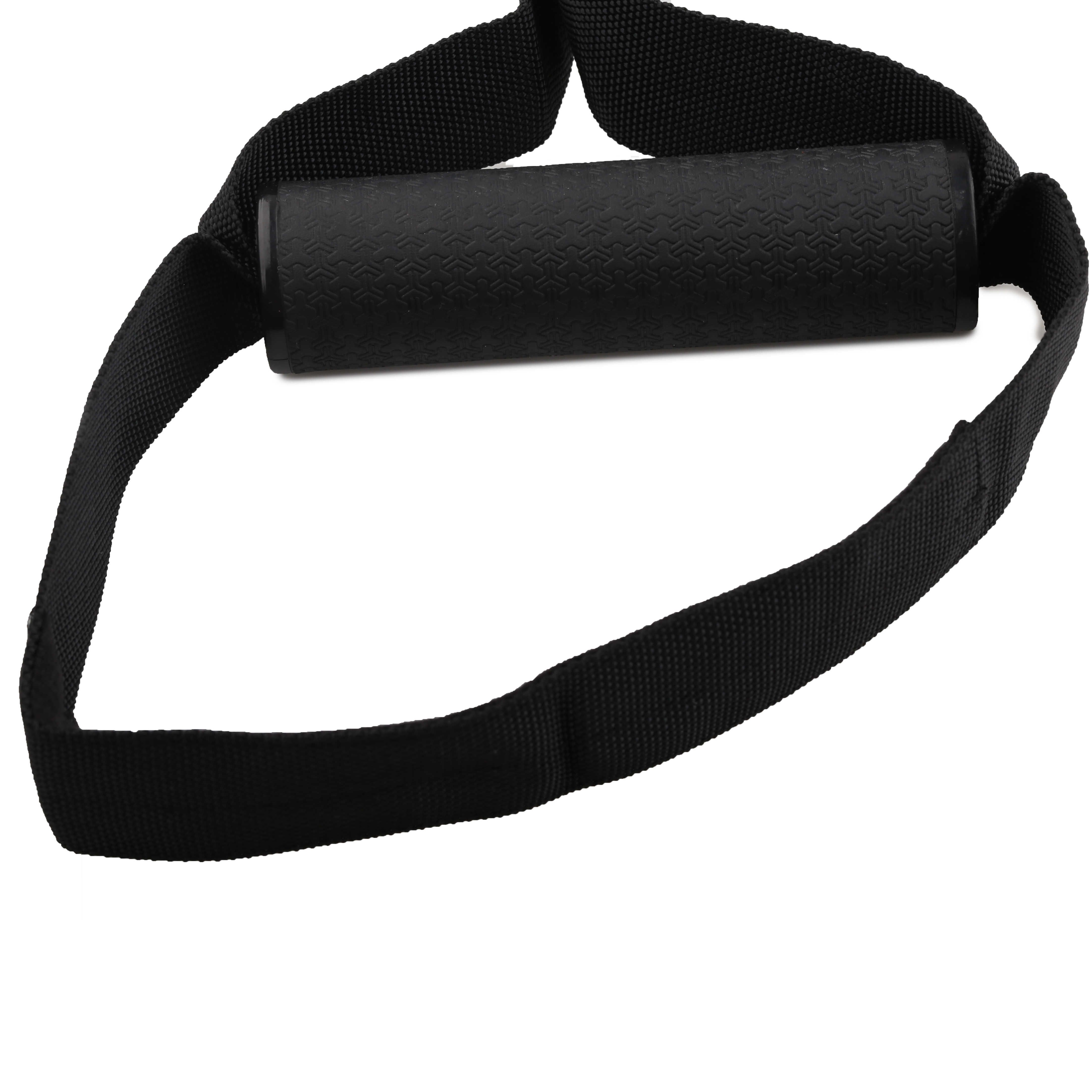 Stretchable Resistance Bands with Height Adjustable Elastic Straps and Handle for Workout and Exercise 5