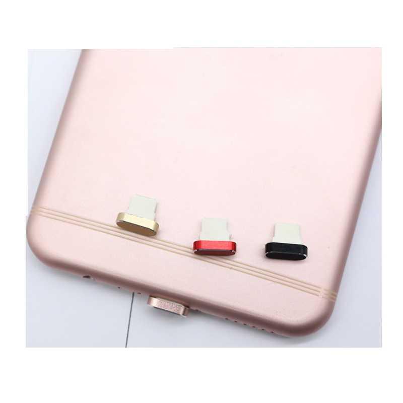 Tipe C Anti Debu Plus untuk Xiaomi Huawei Samsung Tipe-C Pengisian Port Earphone Jack USB Debu Plug Kit gratis Pengiriman