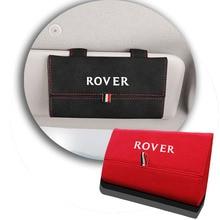 1pc  For Rover 200 25 400 45 75 CDV Cityrover Mini Streetwise Flocking Auto Glasses Box Storage Holder Car Organizer Accessories