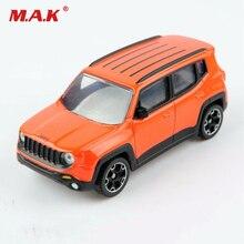 toys for children MONDO Diecast 1/43 ITALIAN STYLE JEEP RENEGADE Orange Car Model 53140 Alloy Toy cheap kids