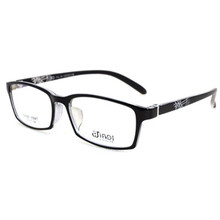 OEYEYEO New TR90 Men #8217 s And Women #8217 s All-Purpose Myopic Comfortable Light Tough Wear-resistant Full Frame Spectacle Frame cheap Unisex Solid XTR1507 FRAMES Eyewear Accessories 5 Colors Lens cloth box small screwdriver pads TR90 comfortable wearing