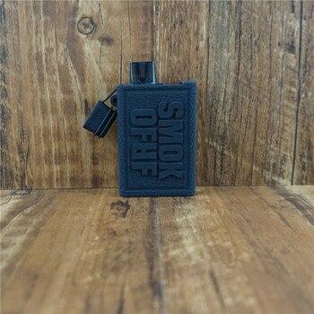 Smok Ofrf – étui en silicone Nexmesh 30w, housse texturée, manchon en caoutchouc, bouclier protecteur, 20 pièces