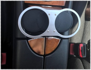 High quality fashion auto double water cup holder drink Car accessories for Mercedes Benz F015 B-Class E53 C63 C43 C-Class