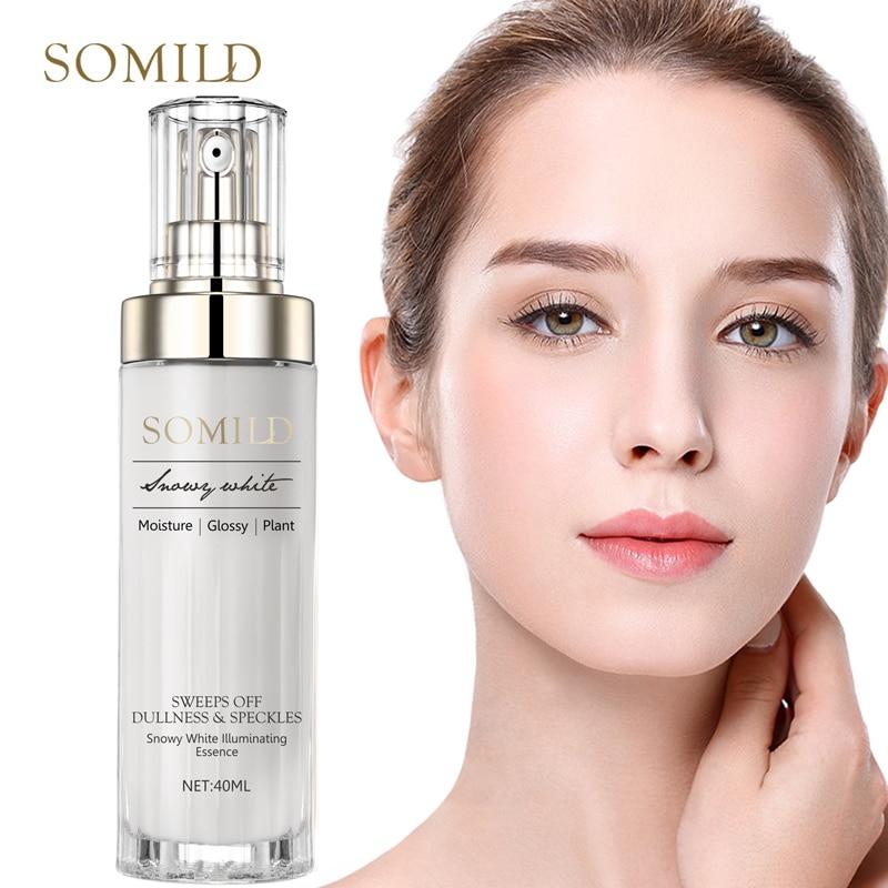 SOMILD Tender Emulsion Skin Care Face Lift Essence Anti-Aging Whitening Cream Wrinkle Removal Face Lotion Korean Cosmetics 40ml