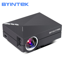 BYINTEK GM60A Home Theater HD 1080P portable Video LCD HDMI Cinema USB AC3 Theater mini LED Projector Proyector Beamer original poner saund projector portable led lcd home theater usb sd av hdmi 5000 lumens multimedia factory beamer proyector