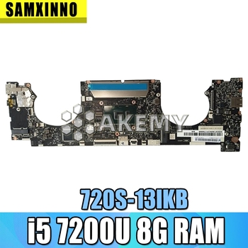 DS321 NM-B331 motherboard for Lenovo IdeaPad 720S-13IKB notebook motherboard CPU i5 7200U 8G RAM 100% test work