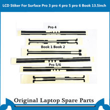 Replacement New Adhensive for Surface Pro 3  Pro 4 Pro5 Pro6 Pro7 Book Screen Frame Stiker LCD  Front Tape