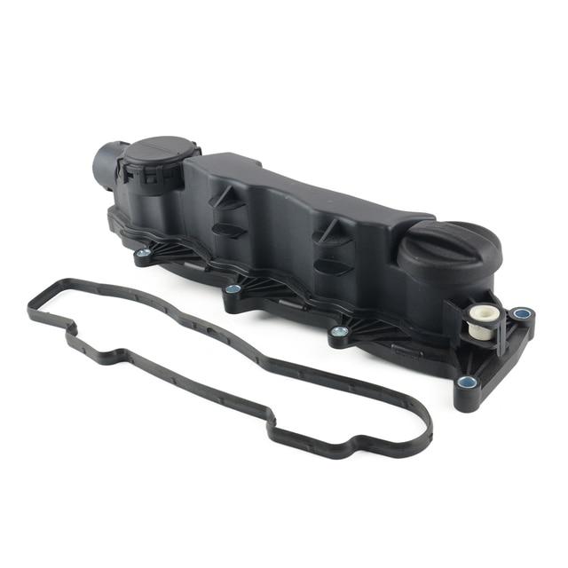 AP03  Engine Rocker Valve Cover & Gasket for Peugeot 1.6 HDI 1007 206 207 307 308 407 3008 2
