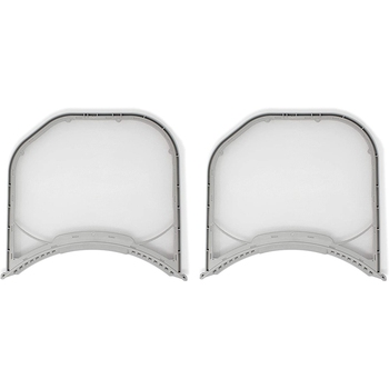 2 Pack of Dryer Lint Sn Compatible for LG ADQ56656401 Filter & Kenmore Dryers
