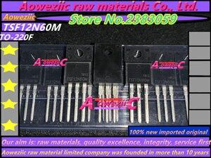 Image 4 - Aoweziic 100% new imported original TSF10N60M 10N60 10A 600V TSF12N60M 12N60 12A 600V TO 220F TSP8N60M 8A 600V TO 220 transistor