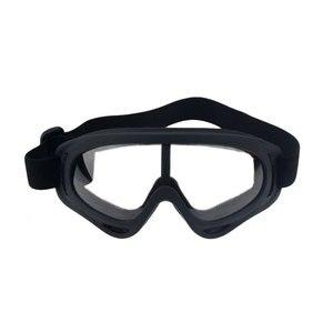Image 5 - Moto אנטי Uv מקוטב משקפי שמש אוויר אקדח אופניים אופנוע משקפיים חיצוני ספורט