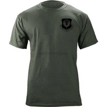 Air Force Special Operations Command Volledige Kleur Veteraan Patch T-shirt(China)