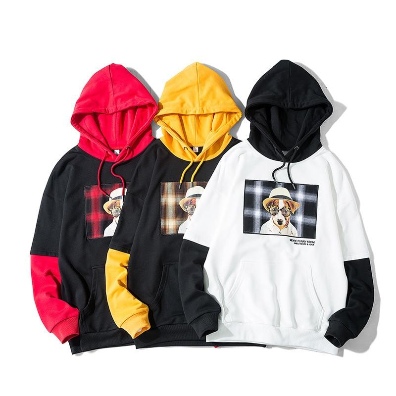 Mens Fashion Long Sleeve Pullover Hoodies Men 39 s Hip Hop Hoodies Streetwear Harajuku Xxxtentacion Sweatshirts Men 3D Hoodies in Hoodies amp Sweatshirts from Men 39 s Clothing