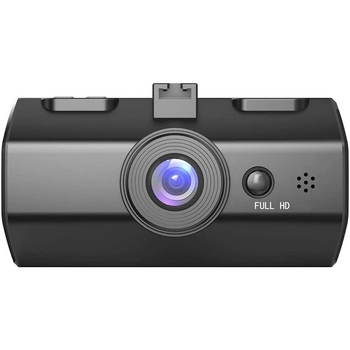 1080P Full HD Car Dash Cam Video Recorder 2inch TFT LCD Cycle Car DVR Rear View Dual Camera Dashcam Night Vision G-Sensor Video image