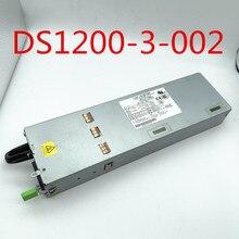Kaliteli 100% güç kaynağı için DS1200 3 002 1200W güç kaynağı, tamamen test edilmiştir.