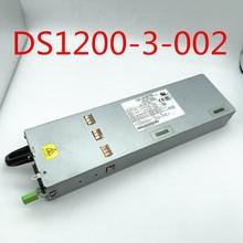 Wysokiej jakości zasilacz 100% do zasilacza DS1200 3 002 1200 W, W pełni przetestowany.