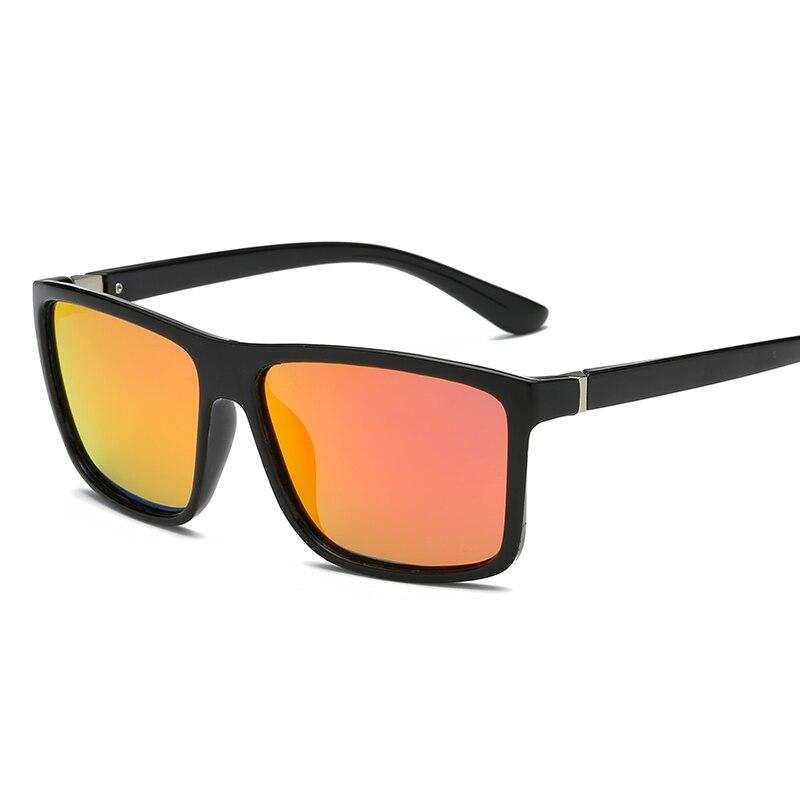 New Black Color Vintage Fashion Designer Sunglasses Women 2019 High Quality Sunglasses Men Polarized Vintage