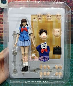 Image 5 - ของเล่นที่ยอดเยี่ยม Dasin Akagi Haruko Action FIGURE สาว SLAM DUNK GT รุ่นของเล่น