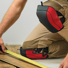Knee-Pads Roofing Flooring And with Foam-Padding No-Slip Strong Double-Straps Adjustable
