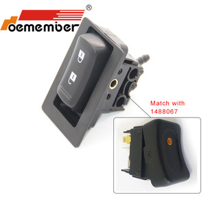 Image 5 - 1797971 Truck Switch Panel With Hose Air Valve Steering Column Swtich For SCANIA Truck Switches 1485066 2185839