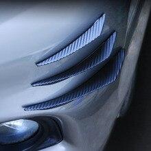 6 قطع من ملحقات التصميم العالمي للسيارة مصد أمامي للسيارة سيات إيبيزا ليون توليدو أروسا الحمراء إكسيو FR Supercopa Mii Altea