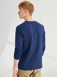 Image 4 - 파이어 니어 캠프 새로운 2020 잠자리 인쇄 티셔츠 남자 전체 슬리브 진한 파란색 흰색 검정색 봄 여름 tshirt